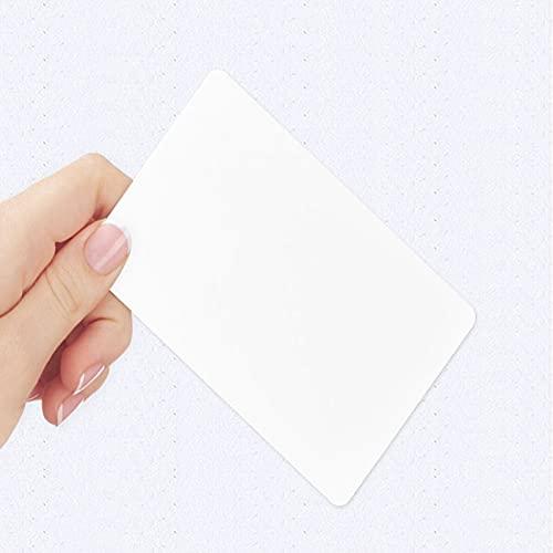 30 x NFC ntag216 Tarjetas NFC Chip 888 Bytes Android Smartphone 13,56 MHz Color Blanco
