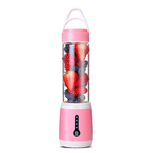 480ml bewegliche Juicer elektrische USB aufladbare Smoothie Mixer-Maschine Mixer Mini Juice Cup-Maschine schnell Blender Küchenmaschine