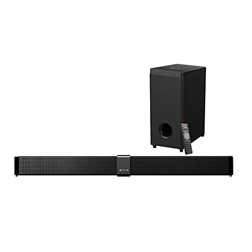 Talius Prysma - Home Cinema Barra y subwoofer 70w RMS, Color Negro