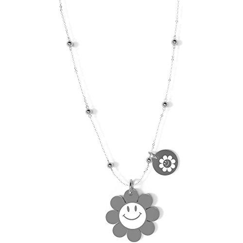 10 Buoni Propositi Collana Donna Voglio Bene E Te Lo Dico Collezione Mamma Trendy cod. N9263