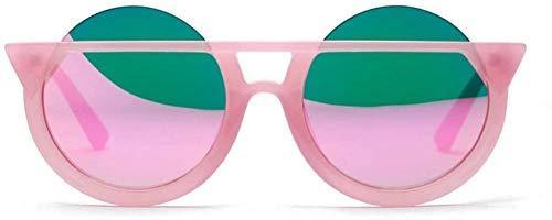 ZYIZEE Gafas de Sol Gafas de Sol Redondas Retro para Hombre para Mujer para Hombre Gafas de Sol para Mujer Gafas de Sol Femeninas Uv400 para Mujer-3