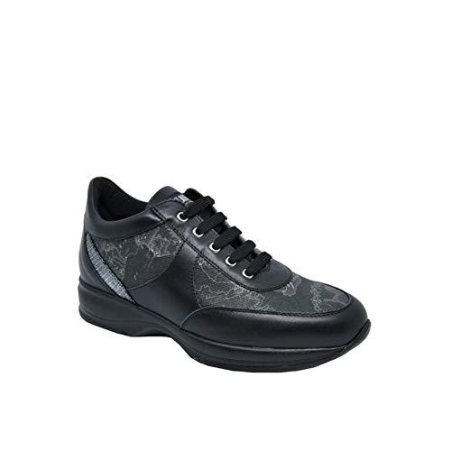 Scarpa Donna Sneakers | Alviero Martini 1^ Classe Geo Classic | Z9810500B000139-Nero