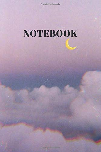 Aesthetic Notebook Soft Cover College Ruled Paper Cute Medium Lined Journal for Students, Kids and Teens for Writing & Notes.: Cute gift for Women and Girls