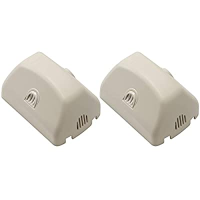 Safety 1st Outlet Cover/Cord Shortner, White, 2PK, One Size from AmazonUs/DORJ9