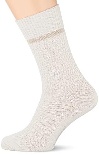 Levi's Ottoman Cut Boot Sock Calcetín para Botas otomano de Corte, Pumice, 43 Regular Unisex Adulto
