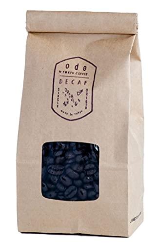 [Amazon限定ブランド] カフェインレス コーヒー豆 ode オーガニック コーヒー スマトラ式精製 (豆のまま 200g)