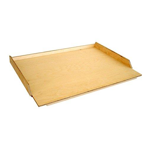 Spianatoia chiusa, asse in legno di betulla 60x80 cm