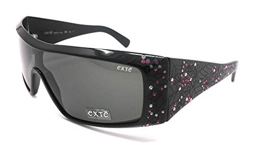 Extè - Gafas de sol - para mujer Negro Negro