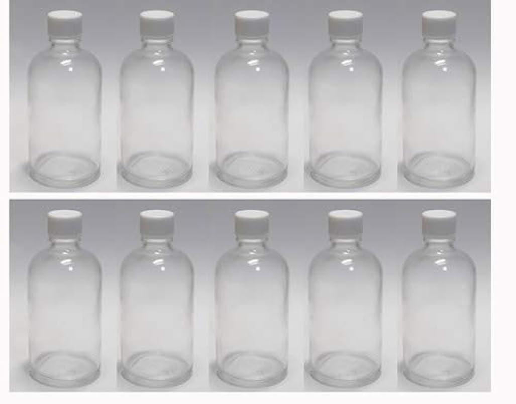 散歩シンポジウム東ティモール100ml ガラスボトル(空容器) 10本