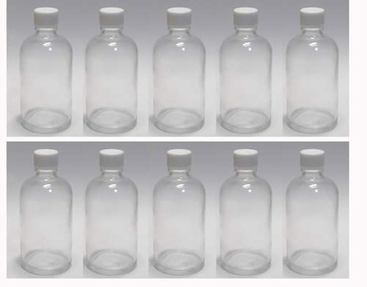 狐机名門100ml ガラスボトル(空容器) 10本