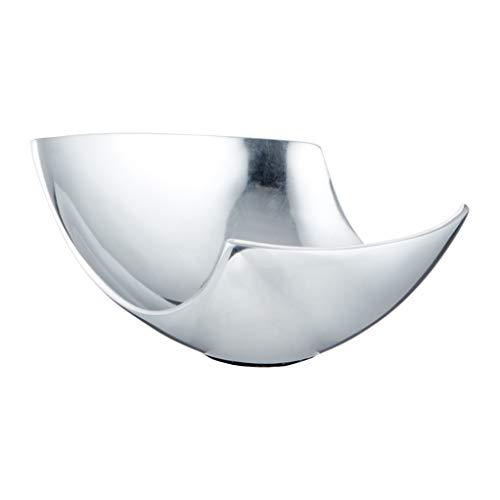 Kleine Dekoschale Metall Schale Metallschale Schälchen klein Deko Silber
