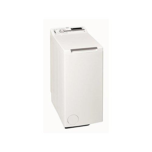 Whirlpool TDLR65211 Libera installazione Caricamento dall'alto 6.5kg 1200Giri/min A+++ Bianco lavatrice