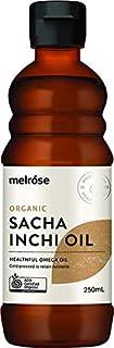 MELROSE Organic Sacha Inchi Oil, 250 ml