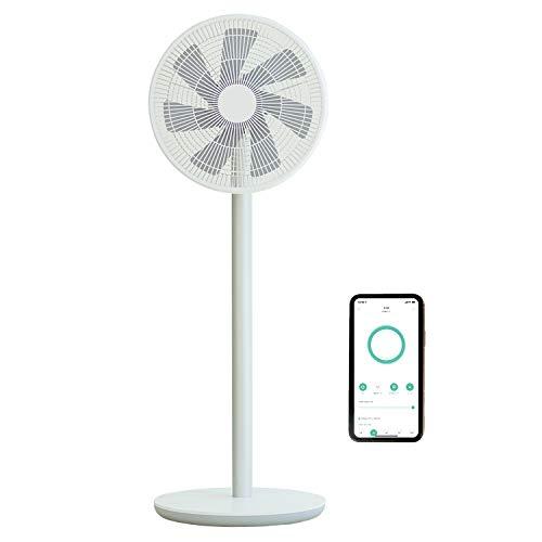 Smartmi スマート扇風機 2S バッテリー搭載 コードレス 最大20時間連続使用 DC扇風機 7枚羽 静音 100段階風...
