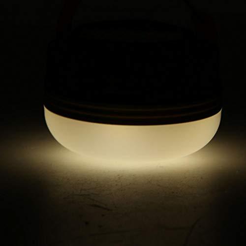 BOLORAMO Zeltlampe Tragbare Outdoor-USB-Lade Tragbare Zeltlaterne Outdoor-USB-Lade Tragbare Hängende Magnetische LED-Licht-Zelt-Laterne für Camping im Freien, ZeltT(Golden Circle USB)