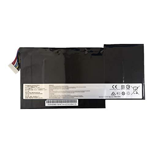7XINbox BTY-M6J BTY-U6J 11.4V 64.98Wh 5700mAh Repuesto Batería para MSI GS63 GS63VR 6RF016CN GS73 6RF 7RF Stealth Pro 6RF-001US BP-16K1-31 Series Gaming Laptop Notebook Battery