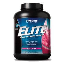 Dymatize Elite Whey Protein (Molkeneiweiss) 2268g Butter Cream Toffee