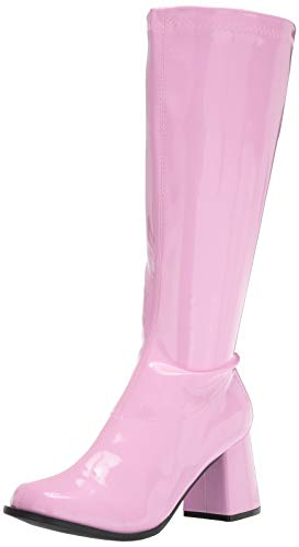 Ellie Shoes Women's Knee High Boot Fashion, Pink, 8