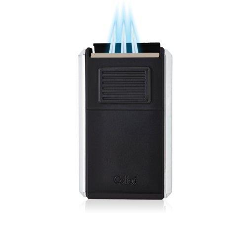 Colibri Feuerzeug Astoria schwarz 600C1