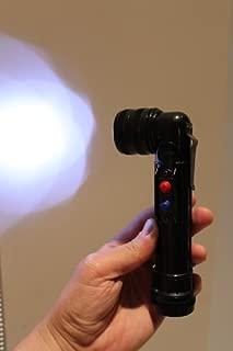 LED Mini Army Flashlight, uses 3 AAA Cells