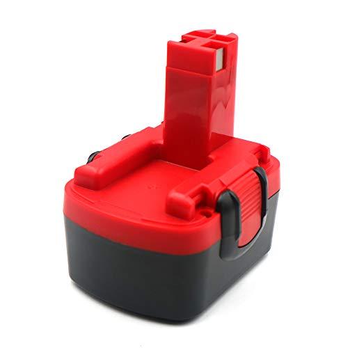 Batería de repuesto de 14.4V 3000mAh para Bosch 2607335264 2607335275 2 607335276 2607335528 2607335534 2607335 678 2607335685 2607335686 2607335694 BAT038 BAT040 BAT041 BAT140 BAT159
