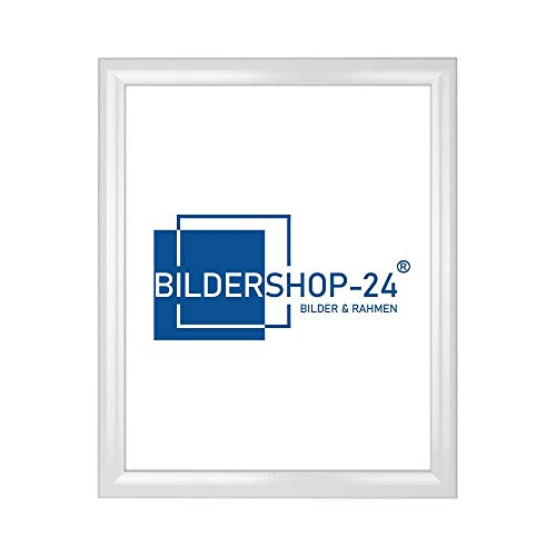 Bildershop-24 Cadre à Puzzle / Photo Valencia 75X98cm Blanc (Ultra-Brillant) pour 1500-2000 Pièces antireflet*