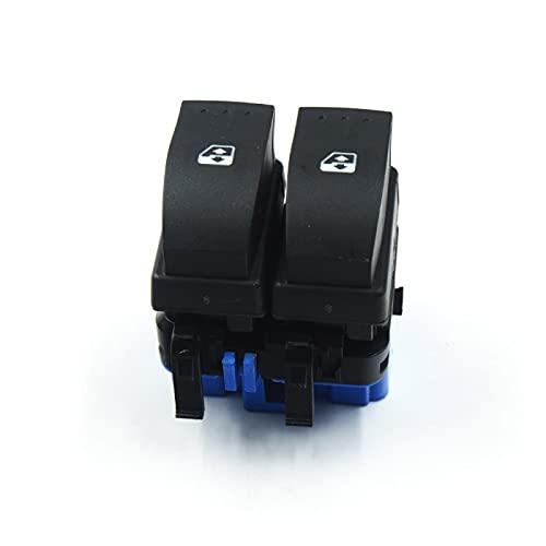 Interruptor de Ventana de Coche para Opel VIVARO, para MOVANO, para Renault Megane TRAFIC II Master Scenic II 8200108269 4417286,93858398, Interruptor DE Ventanas ELÉCTRICAS Delanteras