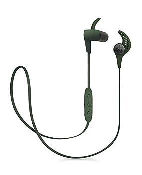 Jaybird X3 in-Ear Wireless Bluetooth Sports Headphones – Sweat-Proof – Universal Fit – 8 Hours Battery Life – Army Green  Matte Finish