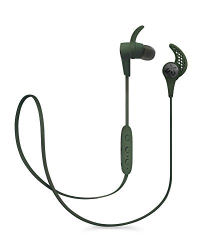 Jaybird X3 in-Ear Wireless Bluetooth Sports Headphones – Sweat-Proof – Universal Fit – 8 Hours Battery Life – Army Green (Matte Finish)