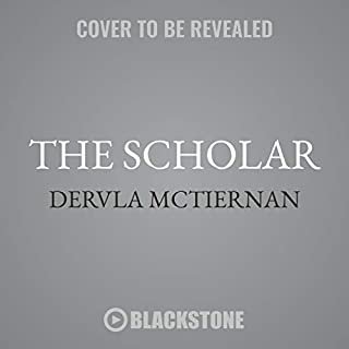 The Scholar audiobook cover art