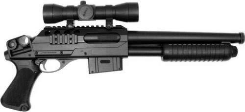 Double Eagle Airsoft-Fusil à Billes à Pompe M47B1 à Ressort-rechargement Manuel-Puissance: 0,5 Joule