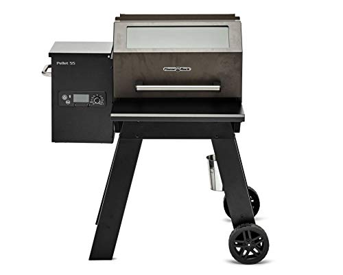 Elektro Pellet-Smoker Pellet 55 - Elektro Pellet Grill mit automatischer Temperatursteuerung