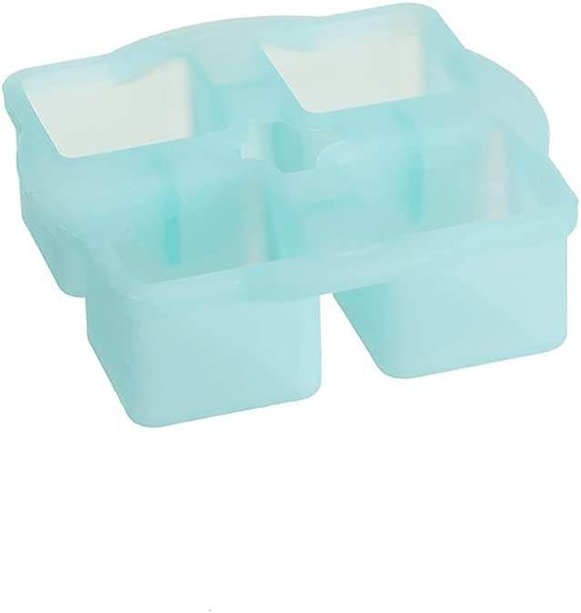 Silicone Max 54% OFF Ice Cube Trays Free shipping anywhere in the nation Reusable Tray Heart Square Mold Ball