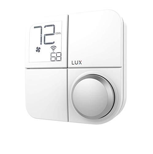 KONOz (zigbee 3.0) Smart Hub Thermostat White (works with Samsung SmartThings), By Lux