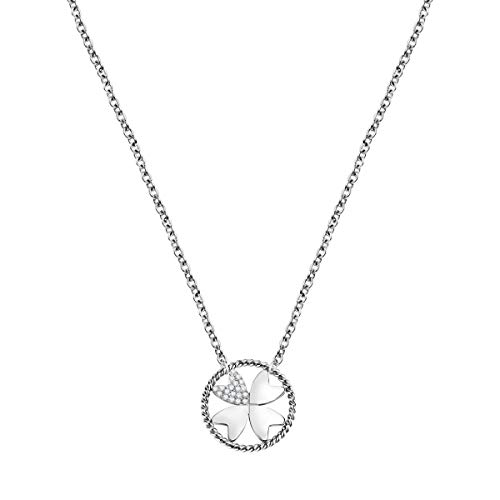 Morellato Collana da donna, Collezione Multigipsy, in acciaio, cristalli - SAQG28