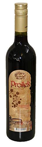 Palihnic Prosek roter Dessertwein Likörwein aus Peljesac Kroatien (3 x 0,75l)