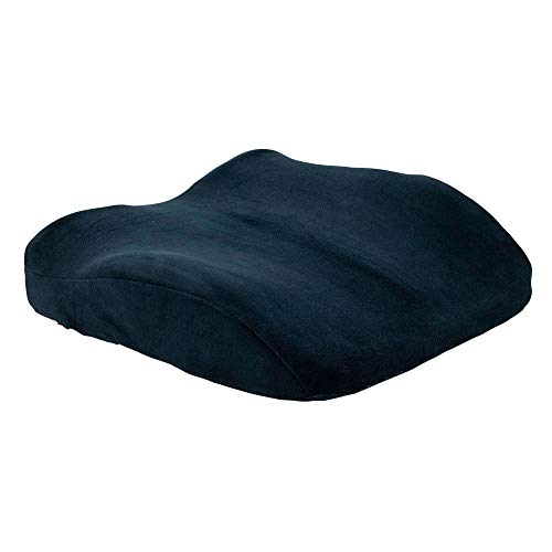 ObusForme Sit-Back Cushion - for Seat and Lower Back Support with Memory Foam Material