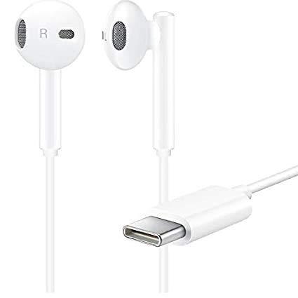 google type c earphones