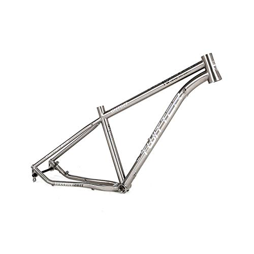 MAIKONG Cuadro de Bicicleta de montaña de aleación de Tita