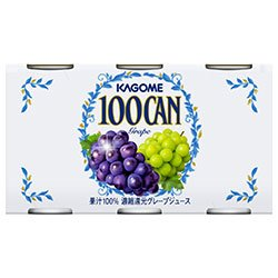 100CAN グレープ 160g×30本 缶