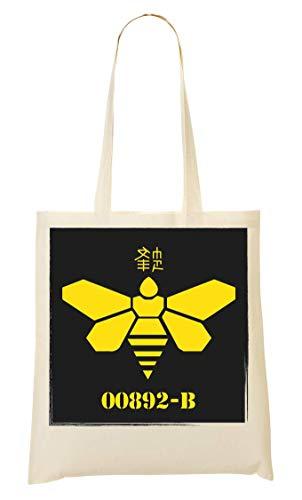 Wicked Design Breaking Bad Wasp Tragetasche Einkaufstasche