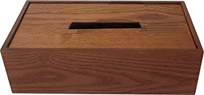 creer ティッシュホルダー ティッシュボックス Brun 9180-0004