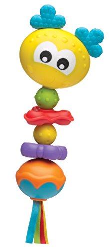 Playgro – Anneau de Dentition hochet Ver (0183926)
