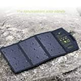Compact Solar Chargers Review and Comparison