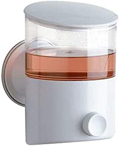 Rayen 0553 - Dispensador de jabón de plástico, Color Blanco