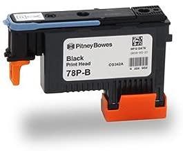 78P-B cabezal de impresión negro para sistemas de correo Connect+