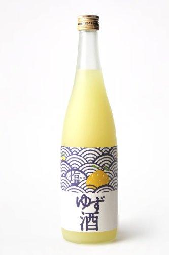 北島酒造 『塩ゆず酒』