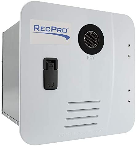 RV Tankless Water Heater On Demand Hot Water Heater Gas Water Heater Remote Control Included product image
