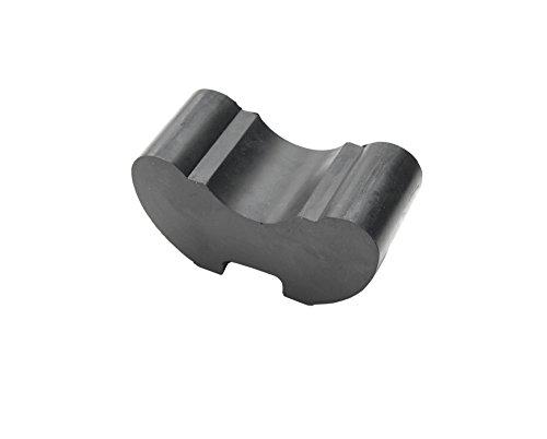 Gummikappe für Unterstellbock 3 to. b: 94mm l:52mm h:38mm