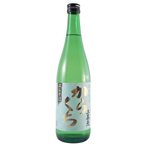 上喜元 特別純米 からくち +12 720ml